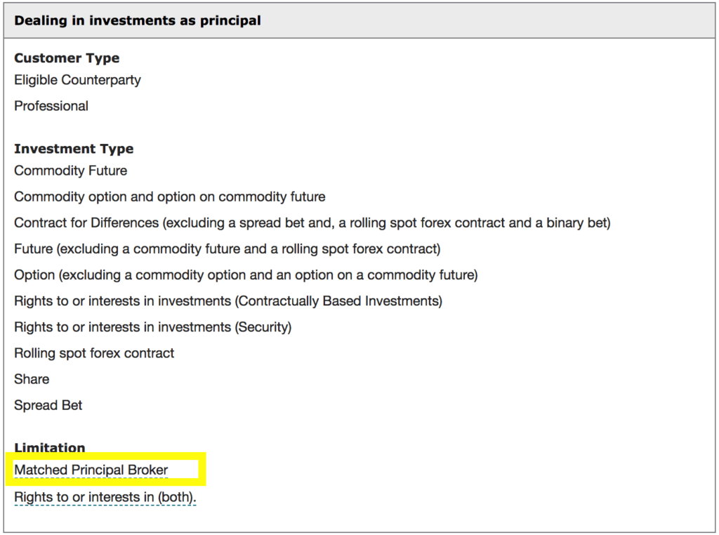 fca company description