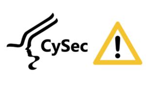 cysec ostrzezenie - CySEC (Cyprus): Warning against epoxtrade.com