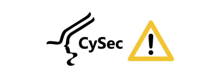 cysec ostrzezenie - CySEC (Cyprus): Warning against 4 clones of BDSwiss