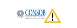 CONSOB - italian watchdog