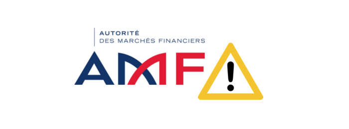 amf ostrzezenie - AMF (France): 17 new entities on the list of warnings