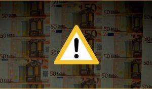 financial warnings