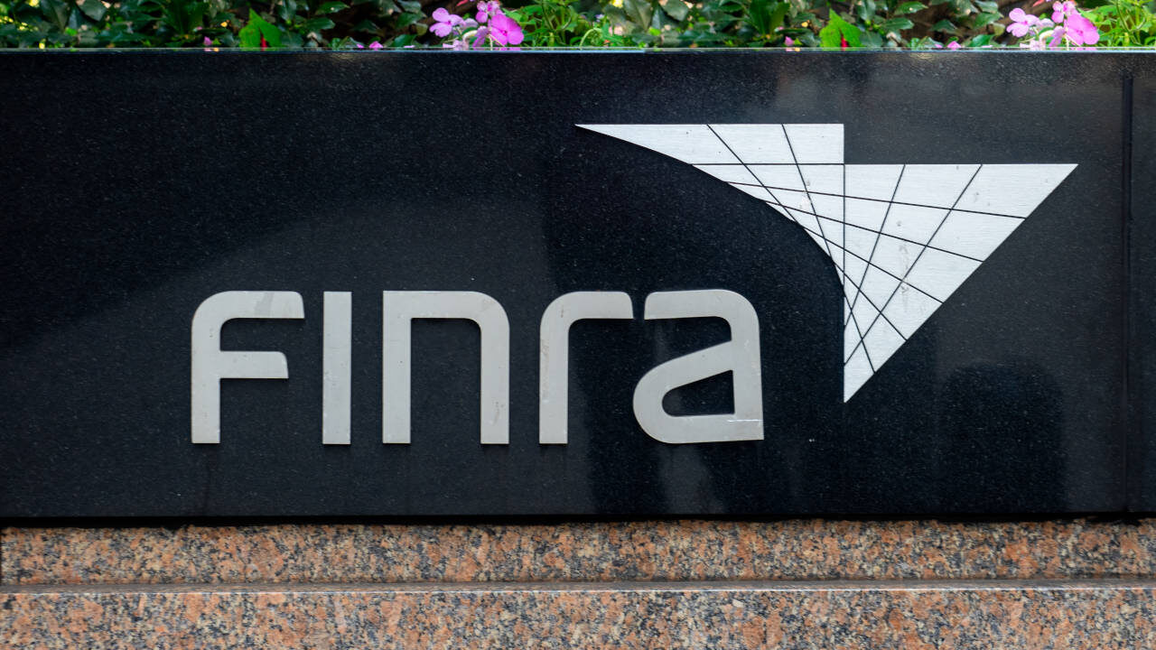finra 1 - FINRA is banning a former Goldman Sachs analyst