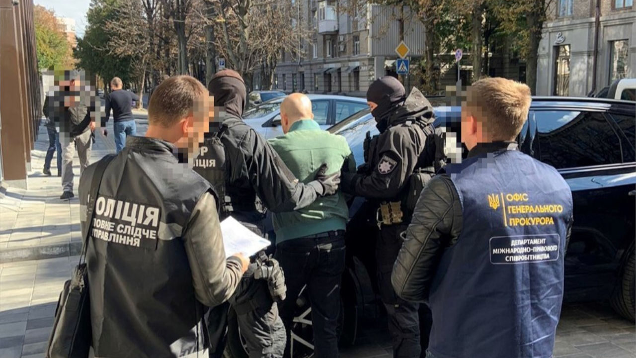 another arrest in the case of a boiler network extorting millions of euros per month - photo Ukrainian prosecutor general