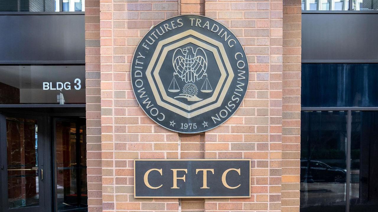 CFTC filed an enforcement action